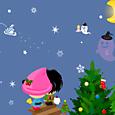 クリスマスカード第三弾