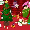 クリスマスカード第一弾